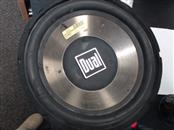 DUAL ELECTRONICS Car Speakers/Speaker System SUBWOOFERS